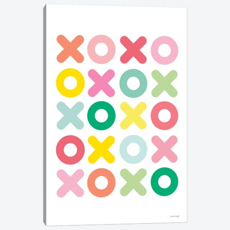 Love You Lots Canvas Print #NKL49} by Ann Kelle Canvas Print