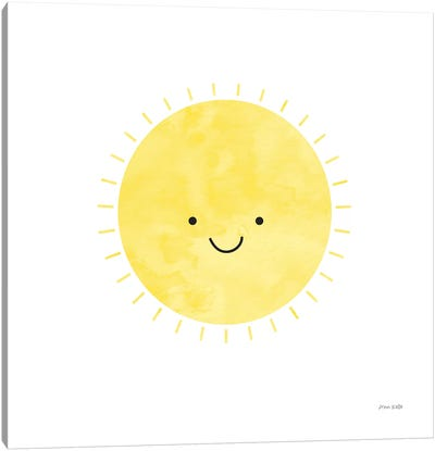 Sunny Days Canvas Art Print