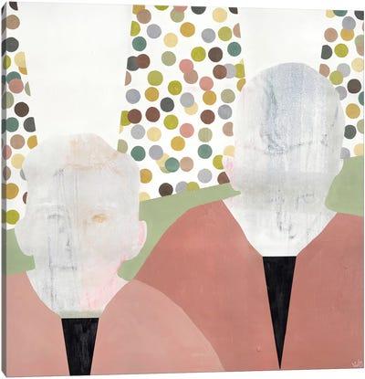 Twins Canvas Print #NKO12