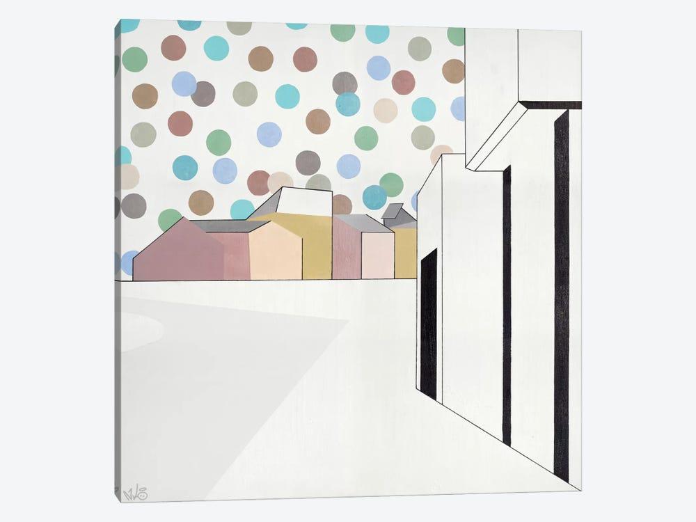 Perspektive I by Nicolai Kubel Olesen 1-piece Canvas Art Print