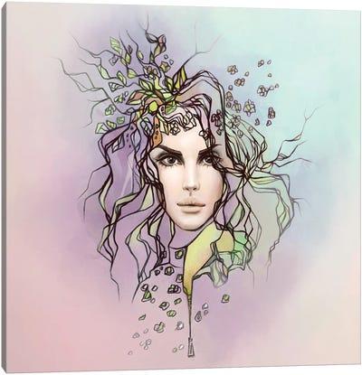 Lana Del Rey Canvas Art Print