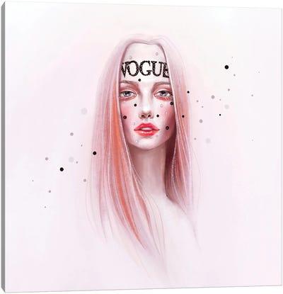 Vogue Art Canvas Art Print