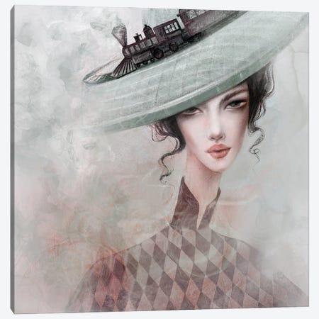 Asian Generation Canvas Print #NKS27} by Kasionatta Canvas Art Print