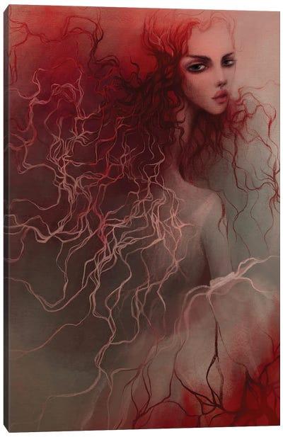 Wildrose Canvas Art Print