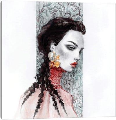 Dior Image Canvas Art Print