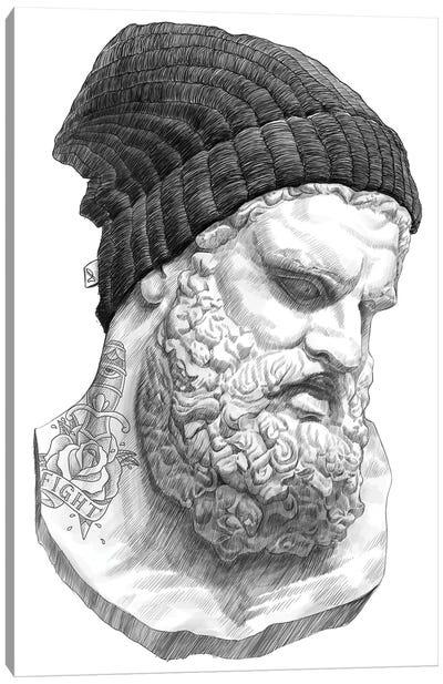 Heracles Canvas Art Print