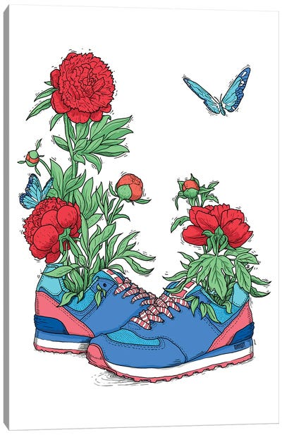 Nature Balance Canvas Art Print