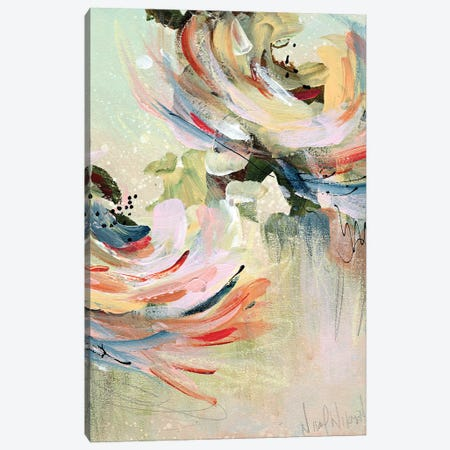 Feels Like Home Canvas Print #NKW10} by Nikol Wikman Art Print