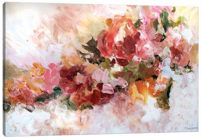 Goodbye Kisses Canvas Art Print
