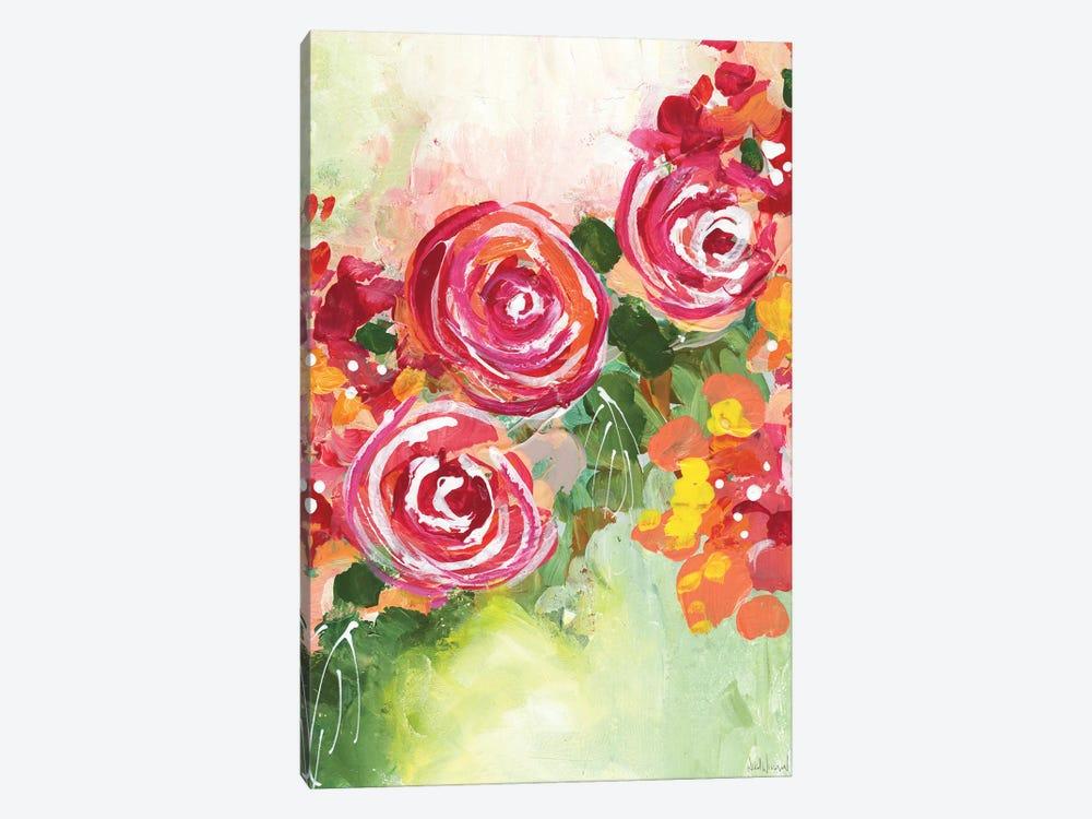 Growing Joy by Nikol Wikman 1-piece Canvas Art Print