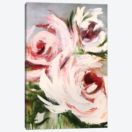 Romantic Notions Canvas Print #NKW19} by Nikol Wikman Canvas Print