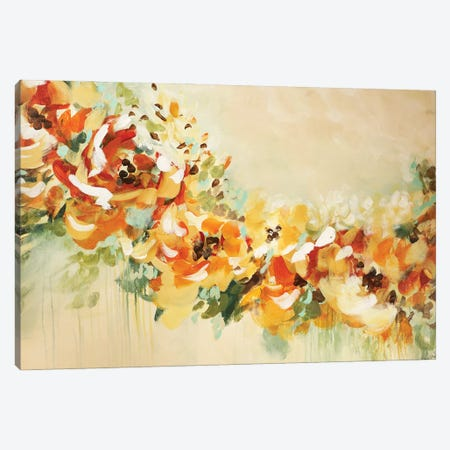 The Golden Hour Canvas Print #NKW22} by Nikol Wikman Canvas Art