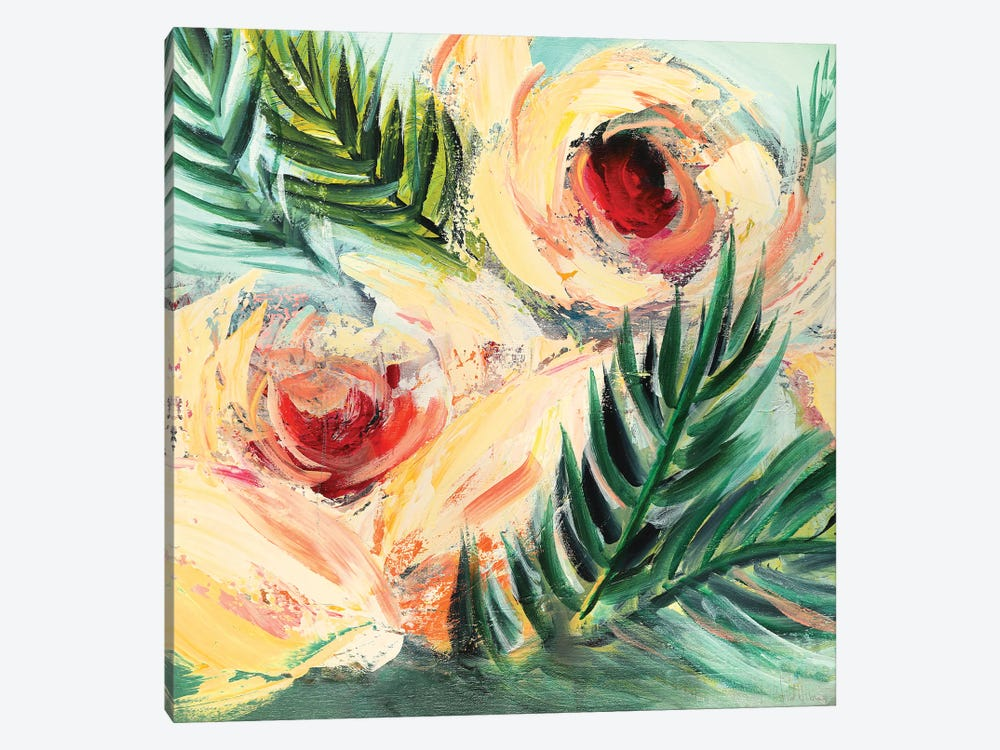 Tropical Breeze by Nikol Wikman 1-piece Canvas Art