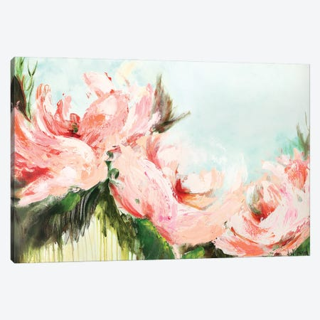 Where Love Lives Canvas Print #NKW28} by Nikol Wikman Canvas Artwork