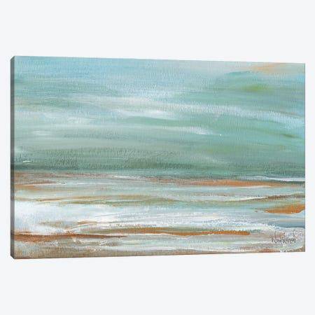 Coastal Canvas Print #NKW31} by Nikol Wikman Canvas Print