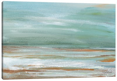 Coastal Canvas Art Print