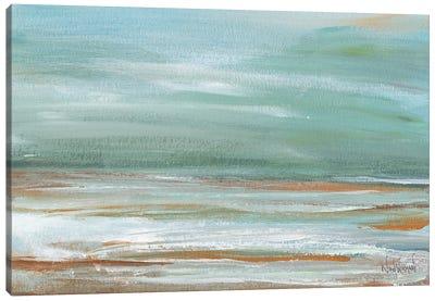 Coastal Canvas Art Print
