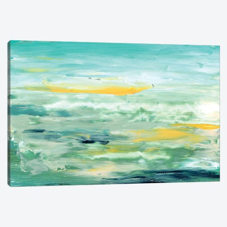 New Beginnings Canvas Print #NKW35} by Nikol Wikman Canvas Artwork