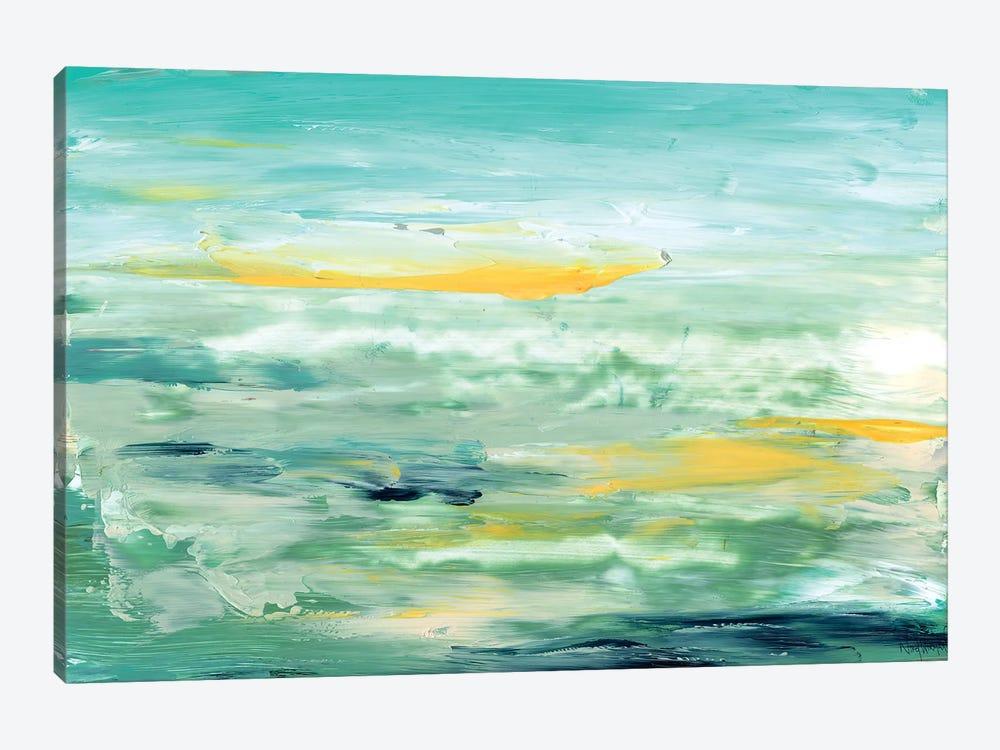 New Beginnings by Nikol Wikman 1-piece Canvas Artwork