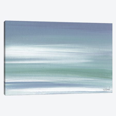 Serenity Canvas Print #NKW36} by Nikol Wikman Canvas Wall Art