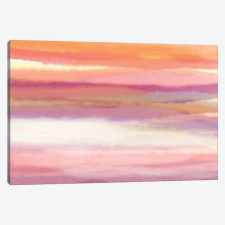 Sunrise Canvas Print #NKW37} by Nikol Wikman Canvas Art