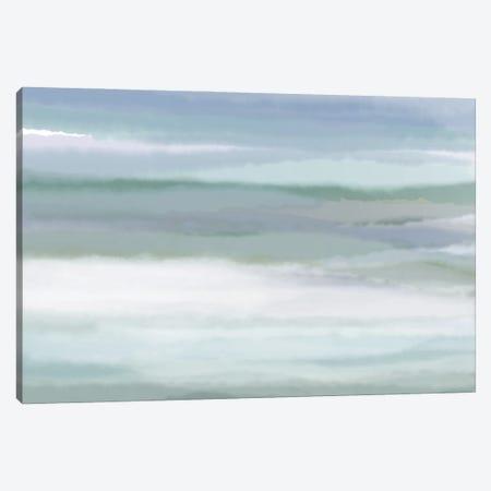 Cloudline Canvas Print #NKW38} by Nikol Wikman Canvas Art Print