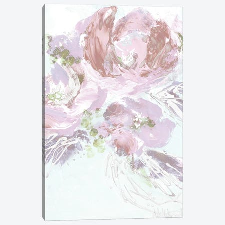 Abstract Floral Canvas Print #NKW3} by Nikol Wikman Canvas Art Print