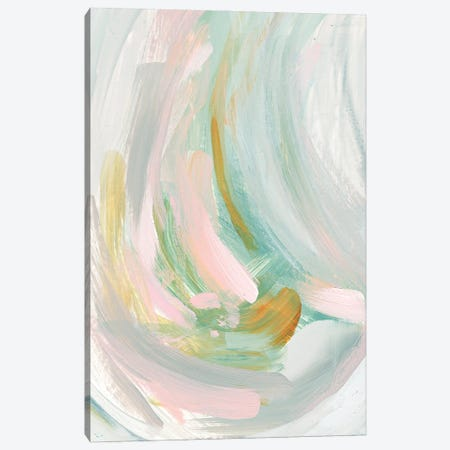 Softly Canvas Print #NKW41} by Nikol Wikman Canvas Artwork