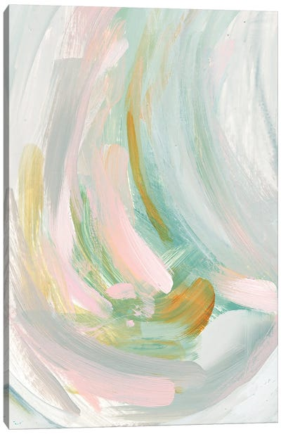 Softly Canvas Art Print