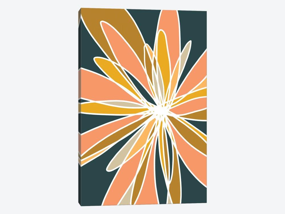 Mod Flower I by Nikol Wikman 1-piece Art Print