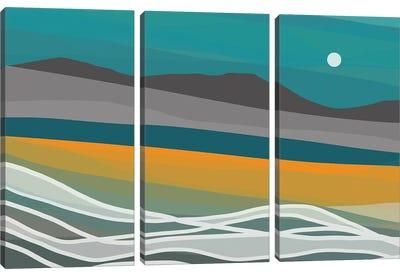 Nightscape Canvas Art Print