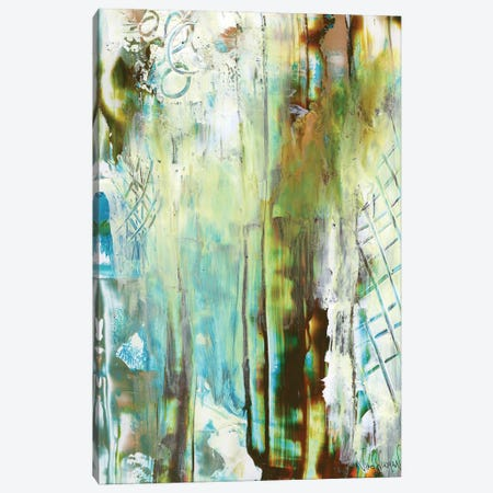 Treehouse Canvas Print #NKW57} by Nikol Wikman Canvas Wall Art