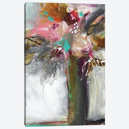 All The Feelings Canvas Print #NKW5} by Nikol Wikman Canvas Artwork