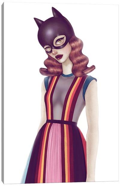 Batgirl II Canvas Art Print