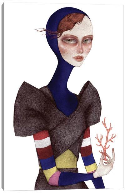 Coraline Canvas Art Print