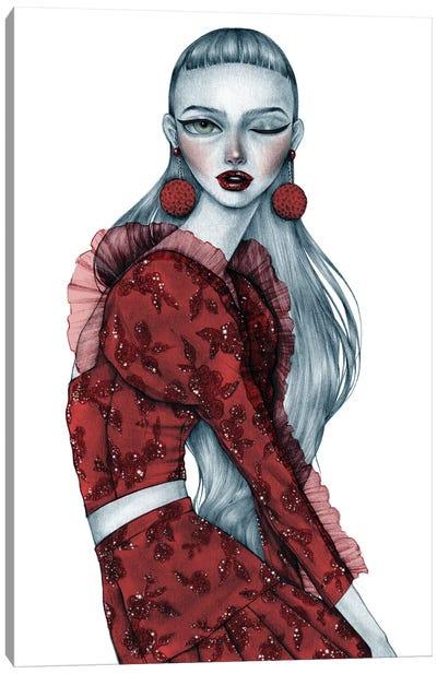 MWAH! Canvas Art Print