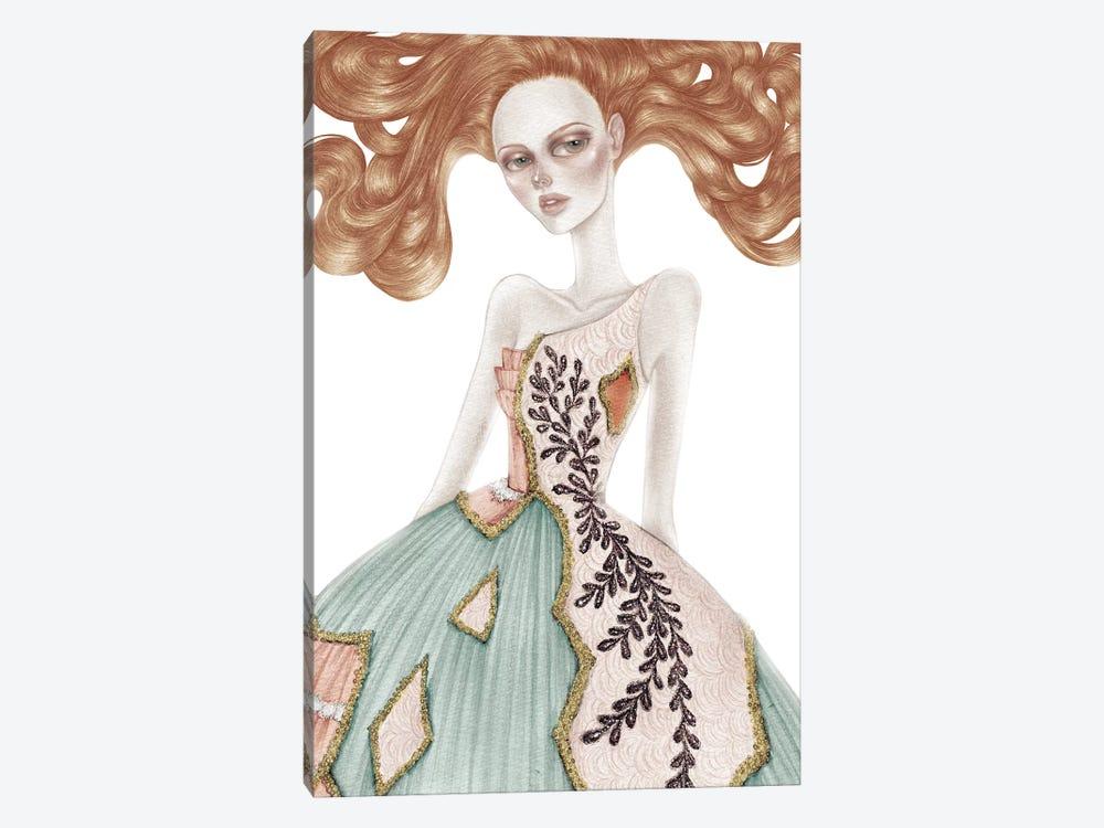 Shattered by Skinny Nicky 1-piece Canvas Print