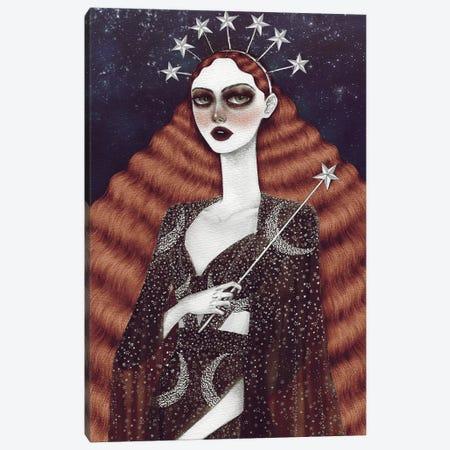 Starlight Canvas Print #NKY30} by Skinny Nicky Canvas Art Print