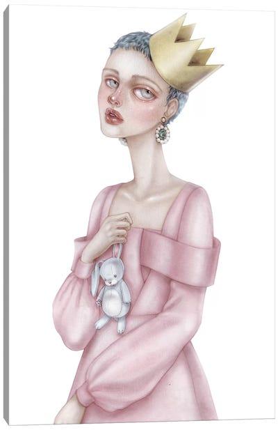 The Little Princess II Canvas Art Print