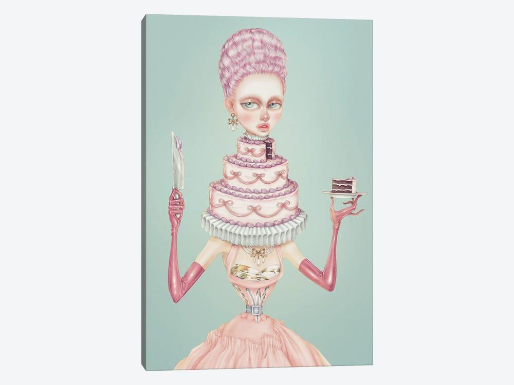 Cake by Skinny Nicky 1-piece Canvas Print