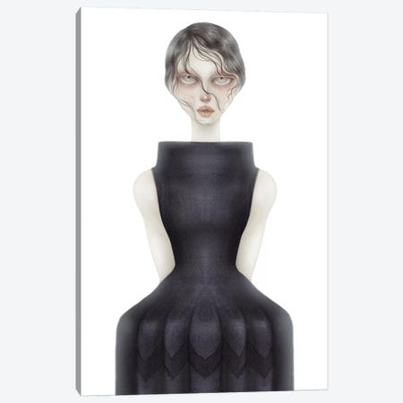 Alaia Canvas Print #NKY3} by Skinny Nicky Canvas Print