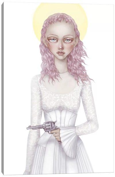Angelica I Canvas Art Print