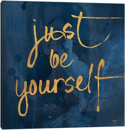 Brave Yourself I Canvas Art Print