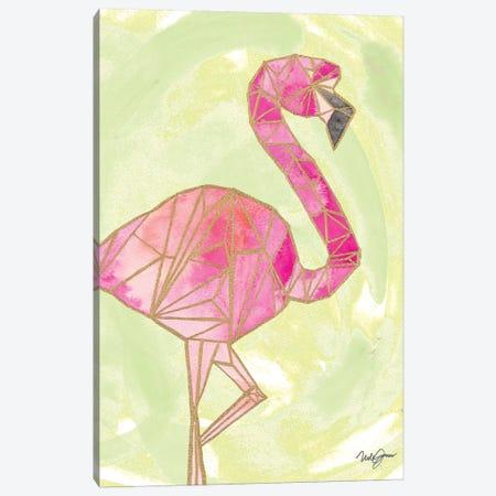 Bright Origami I Canvas Print #NLA1} by Nola James Art Print