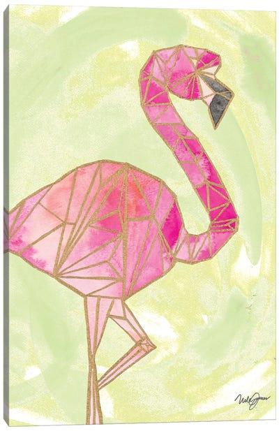 Bright Origami I Canvas Art Print