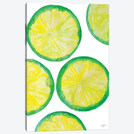 Fruit Punch II Canvas Print #NLA28} by Nola James Canvas Print