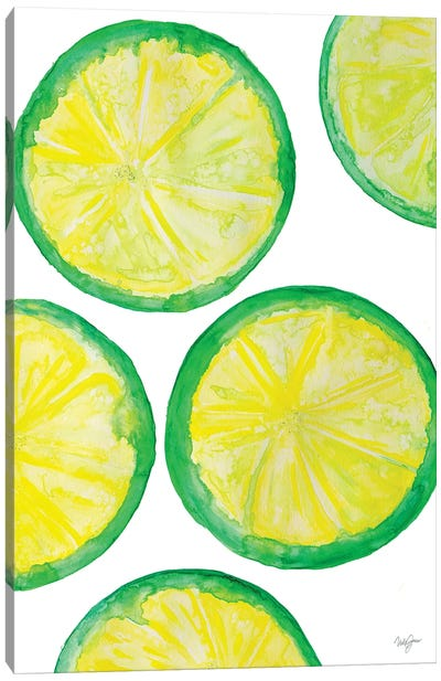 Fruit Punch II Canvas Art Print