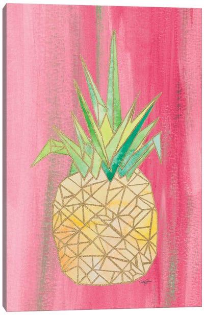 Bright Origami II Canvas Art Print