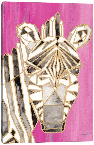 Bright Origami III Canvas Art Print