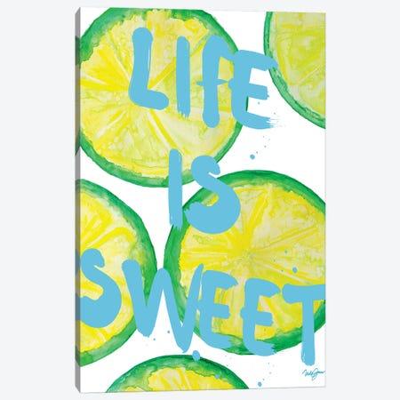 Fresh & Sweet II Canvas Print #NLA7} by Nola James Canvas Artwork
